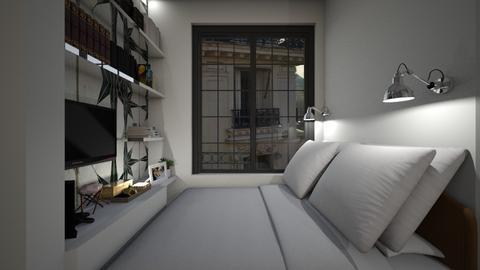 Casa309Bedroom - Vintage - Bedroom  - by nickynunes