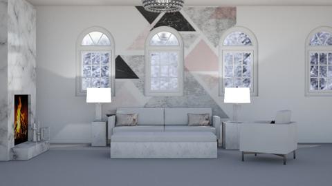 Rabbit238_REMIX - Modern - Living room  - by Aristar_bucks