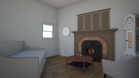 Sala de estar - Glamour - Living room - by Housedesignq