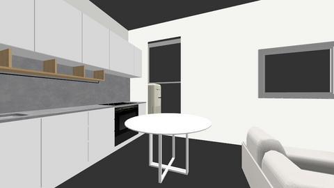 CozSalaPati - Living room  - by AJBS