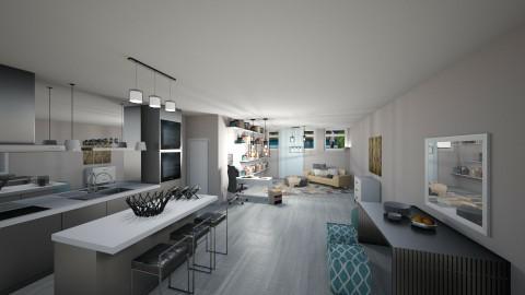 the family room - by lovlytoot