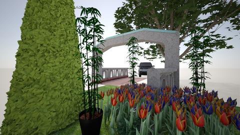 I just dont know - Garden  - by lauren scott