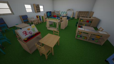 Victoria final room  - Kids room - by UQXELQDGJQUNUUHNENYJUGUHZFJCVMV