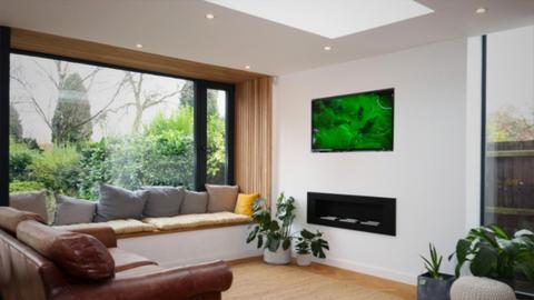modern chill - Living room  - by RhodriSimpson13