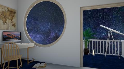 Observatory - by Maria Rachel