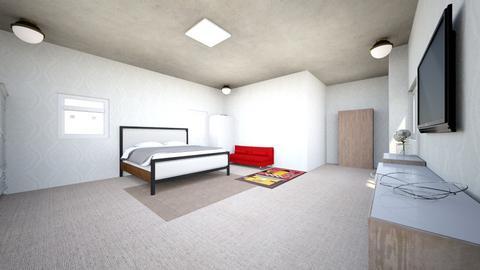 yo - Bedroom  - by zaky2009