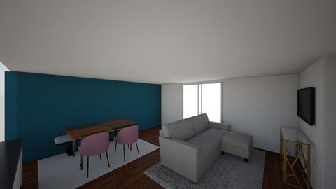 Westheimer - Living room  - by lanerandall95