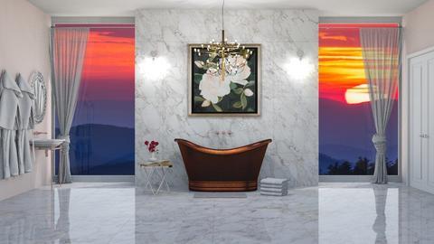 Luxury Bath - Bathroom  - by gumball13