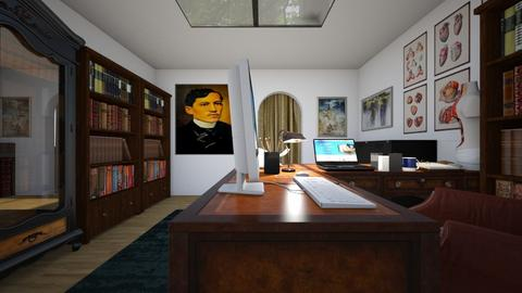 Doctor's Home Office - Office  - by SammyJPili