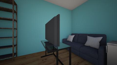 Alex B - Bedroom - by BradyandSandy