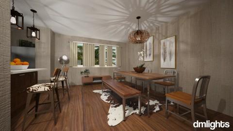 4 Boris DR - Minimal - Living room  - by LucretiaC