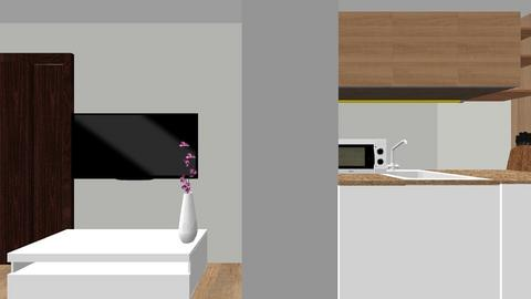 Karpacz - Living room  - by kalaukia