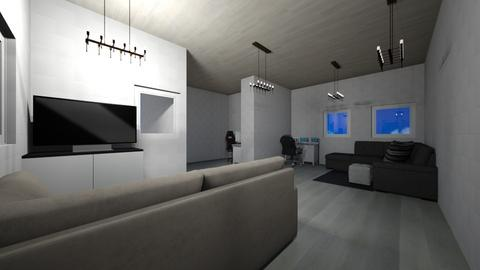 The Chill Room - Living room  - by Mep Mep
