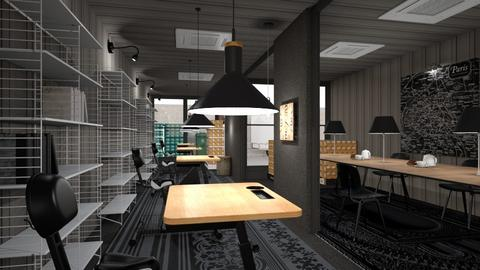 Container office - Office  - by ritsa