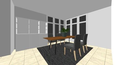 house - Minimal - Living room  - by ryan1234321