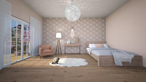 ARTISAN FLOORING template - Minimal - Bedroom  - by ScillaSiberica