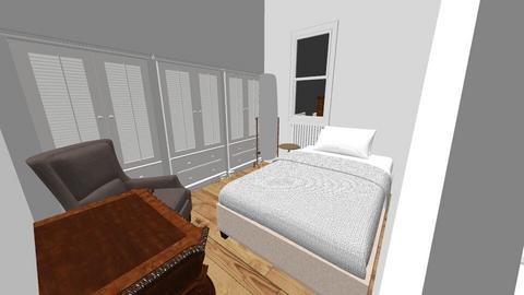 London 4 - Bedroom  - by purcelltb