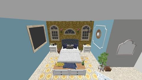 Room  - Bedroom - by lnsegura