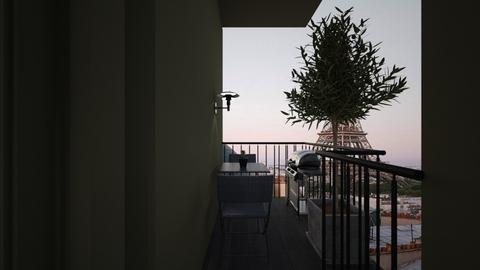 Casa246Balcony - Minimal - Garden  - by nickynunes
