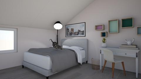 frFDL - Vintage - Bedroom  - by beerenicee