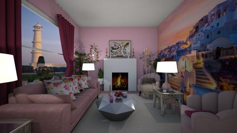 ColoursContest - Classic - Living room  - by Irishrose58