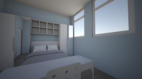 spiegel bedroom 3 - Bedroom  - by Koalemily