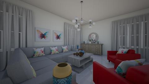 Livingroom Highlighter - Living room  - by Home Designer and Things