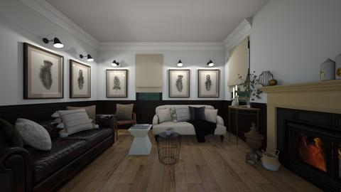 No13 - Living room  - by Chanelle101