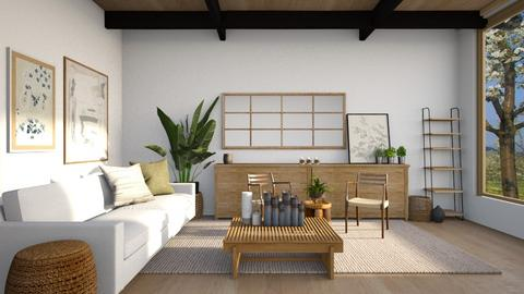 Dove - Modern - Living room  - by LuluDesignStyle