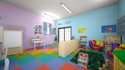 jazalyns - Kids room  - by Jazalyn M