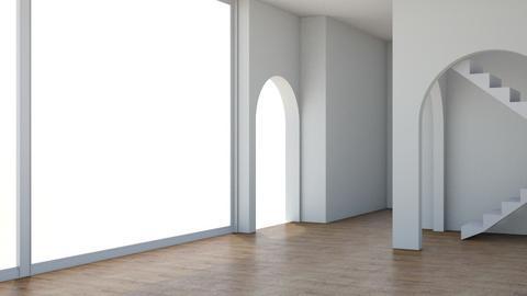 C U R V E D  - Living room  - by aestheticXdesigns