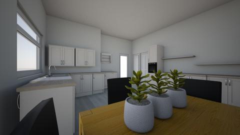 danielles kitchen - Kitchen - by angela2310