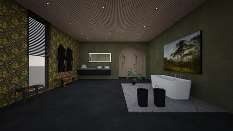 Waterlelie - Bathroom - by homedisigner