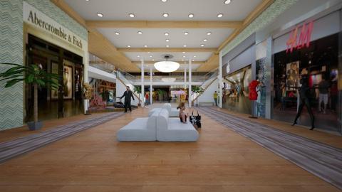 Mall - Modern - Garden  - by susanfig