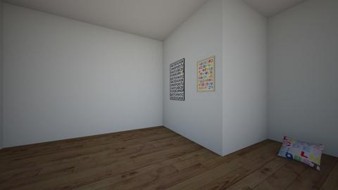 Modbby - Kids room  - by emivim