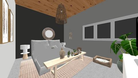 Our Bedroom - Bedroom - by bemviajada