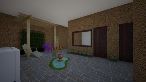 garden - Garden - by delela