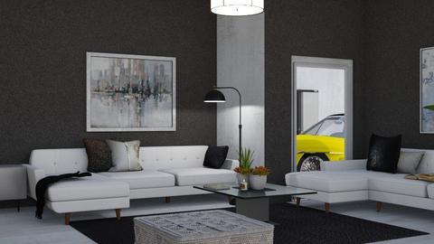 Bond 007 - Living room  - by FURFUR