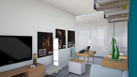 Bhutani Dubai - Minimal - Office  - by aneescn