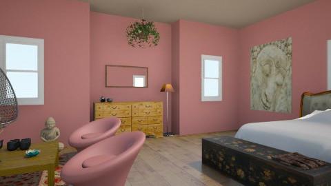teaaa - Bedroom - by 16mondeauxm