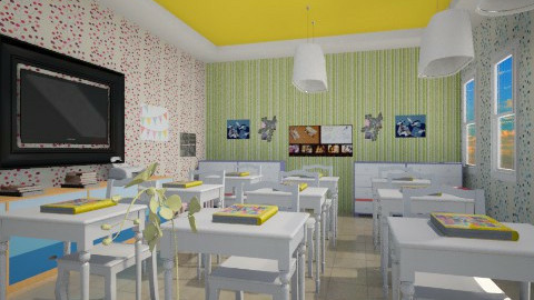 Kids classroom - Modern - Office  - by Gre_Taa