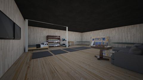 Alexanders bedroom - Bedroom - by Atc2010