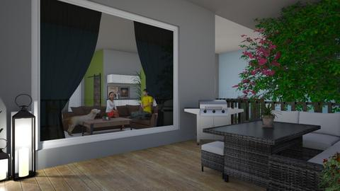 x - Living room - by jovhke