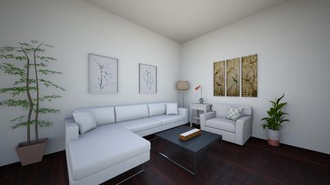 living room Laura - Living room  - by meripersempre