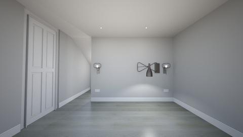 Loft Dormer idea 2 - Modern - Bedroom  - by stefanomagistri