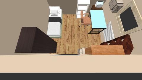 room - Bedroom - by p_tewari