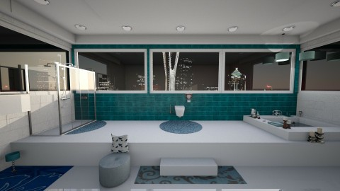 TRISTAN - Eclectic - Bathroom  - by Haiqs
