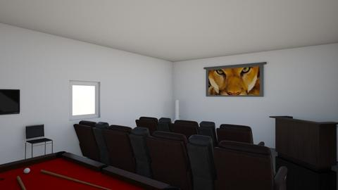 ManCave1 - Classic - by Tremays45