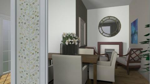 View from outside - Living room - by NovelHomeDesign