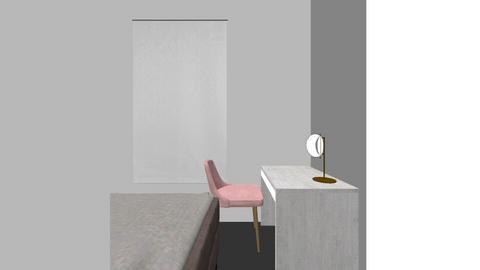 habitacion - Modern - Bedroom - by Sofi15
